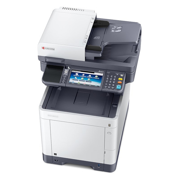Kyocera ECOSYS M6635cidn A4 Colour Multifunction Laser Printer Product Image 3