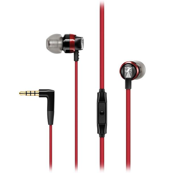 Image for Sennheiser CX 300S In-Ear Headphones - Red AusPCMarket
