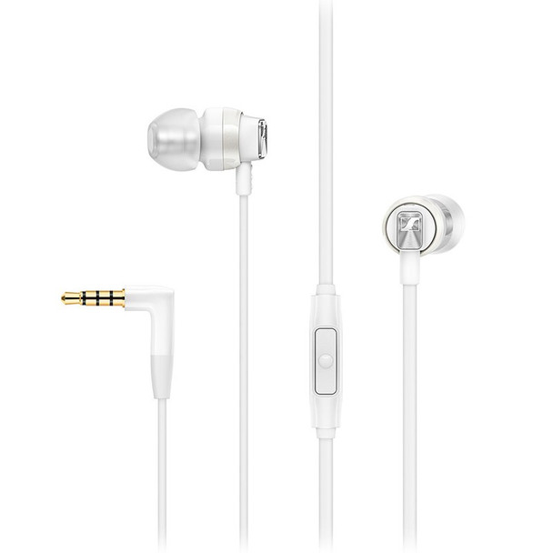 Image for Sennheiser CX 300S In-Ear Headphones - White AusPCMarket
