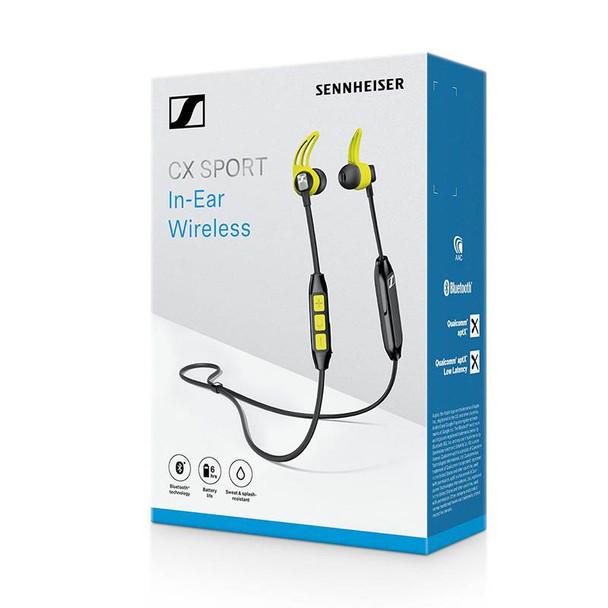 Sennheiser CX SPORT In-Ear Bluetooth Earphones Product Image 5