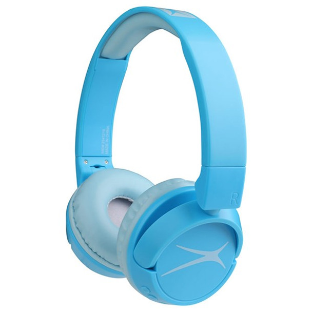 Image for Altec Lansing MZX250 Bluetooth Headphones - Blue AusPCMarket