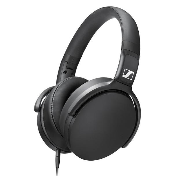 Image for Sennheiser HD 400S Closed Back Headphones with Mic - Black AusPCMarket