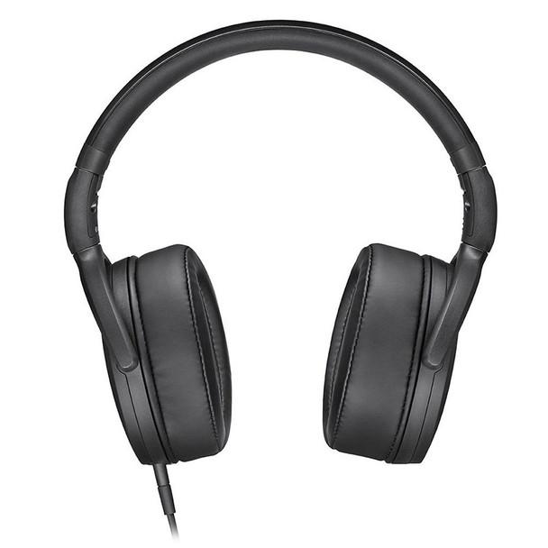 Sennheiser HD 400S Closed Back Headphones with Mic - Black Product Image 2