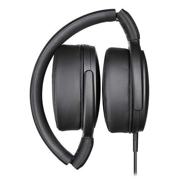 Sennheiser HD 400S Closed Back Headphones with Mic - Black Product Image 4