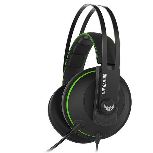 Asus TUF Gaming H7 Core Gaming Headset - Green Product Image 3