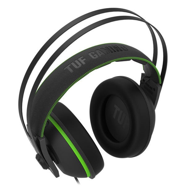 Asus TUF Gaming H7 Core Gaming Headset - Green Product Image 4