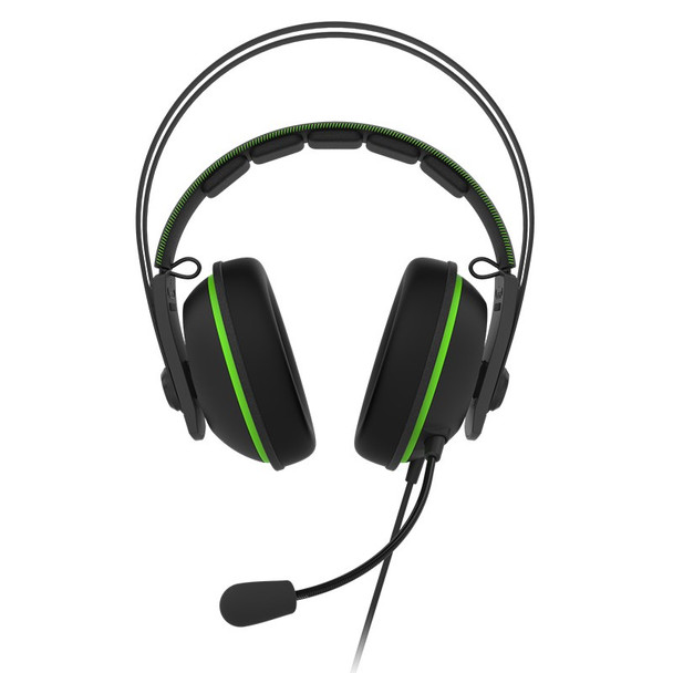 Asus TUF Gaming H7 Core Gaming Headset - Green Product Image 5