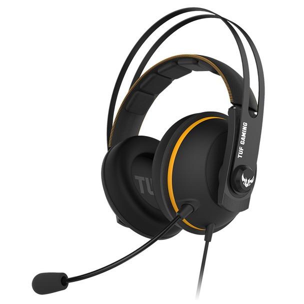 Image for Asus TUF Gaming H7 Core Gaming Headset - Yellow AusPCMarket