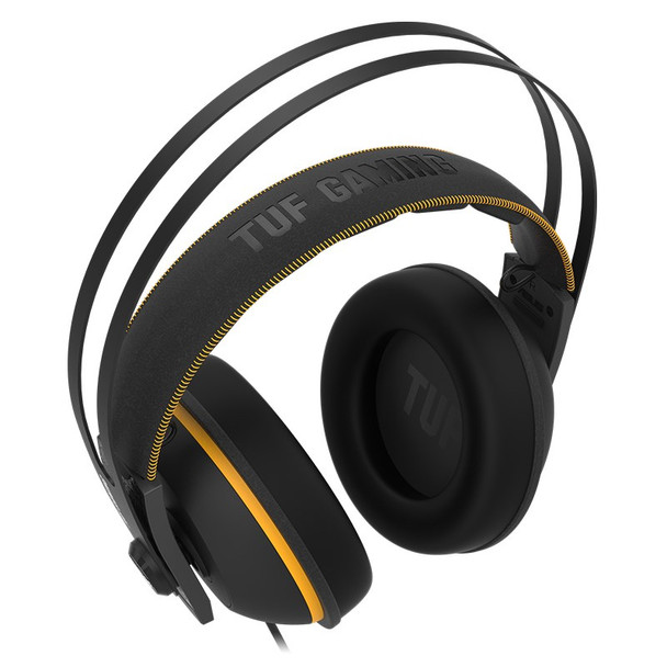 Asus TUF Gaming H7 Core Gaming Headset - Yellow Product Image 4