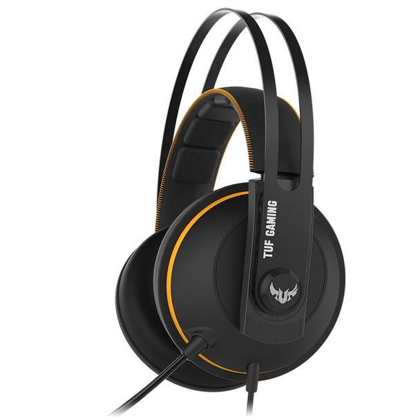 Asus TUF Gaming H7 Core Gaming Headset - Yellow Product Image 5
