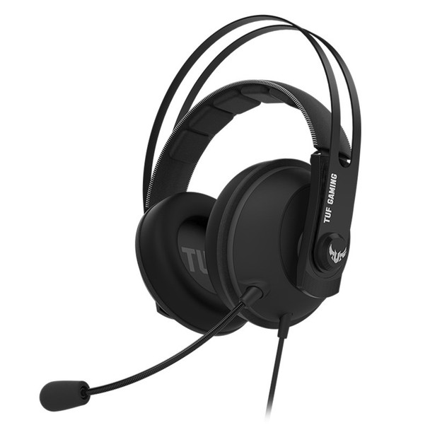 Image for Asus TUF Gaming H7 Virtual 7.1 USB Gaming Headset - Gun Metal AusPCMarket