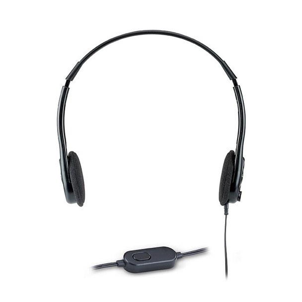 Genius HS-M200C On-Ear Stereo Lightweight Headset Product Image 2