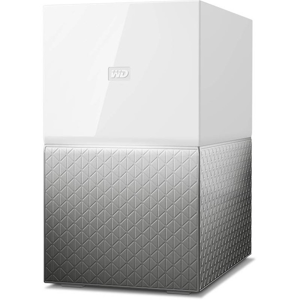 Image for Western Digital WD My Cloud Home Duo 8TB Dual-Drive Personal Cloud Storage NAS AusPCMarket