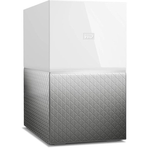 Western Digital WD My Cloud Home Duo 8TB Dual-Drive Personal Cloud Storage NAS Product Image 3