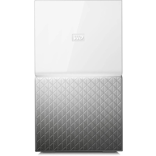 Western Digital WD My Cloud Home Duo 8TB Dual-Drive Personal Cloud Storage NAS Product Image 4