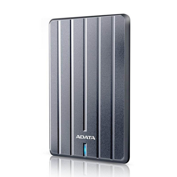 Image for Adata HC660 1TB Slim 9.6mm 2.5in USB 3.0 Portable External Hard Drive - Titanium AusPCMarket
