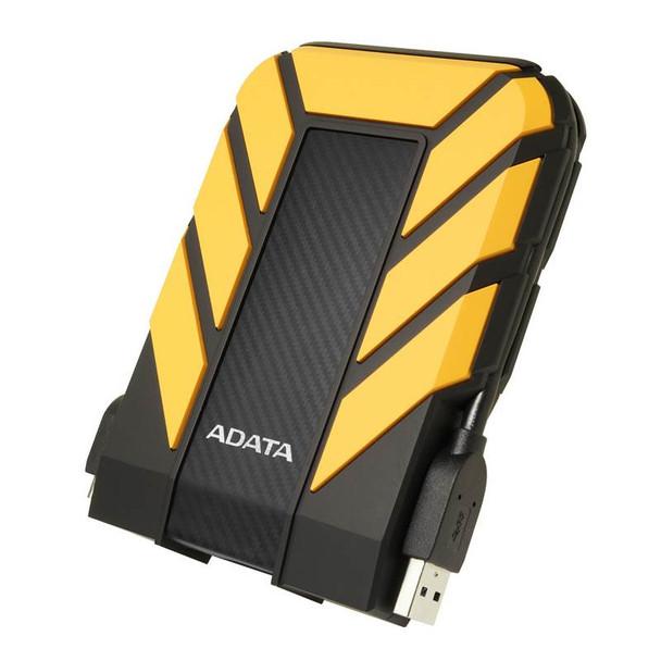 Image for Adata Rugged Pro HD710 1TB USB 3.0 Portable External Hard Drive - Yellow AusPCMarket