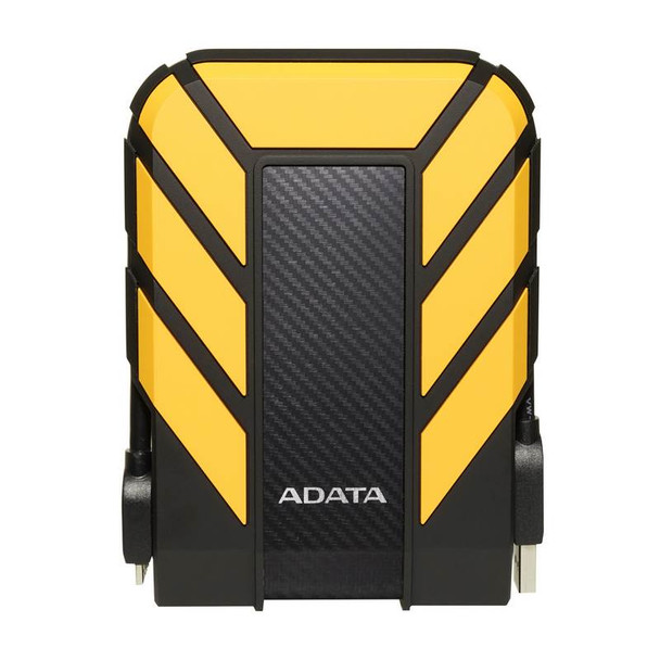 Adata Rugged Pro HD710 1TB USB 3.0 Portable External Hard Drive - Yellow Product Image 3