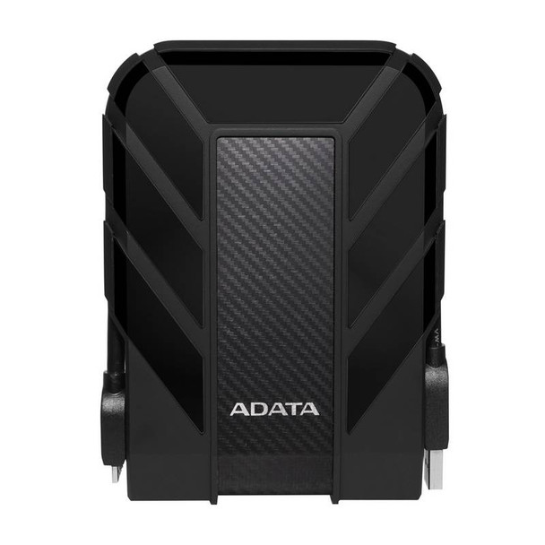 Adata Rugged Pro HD710 2TB USB 3.0 Portable External Hard Drive - Black Product Image 3
