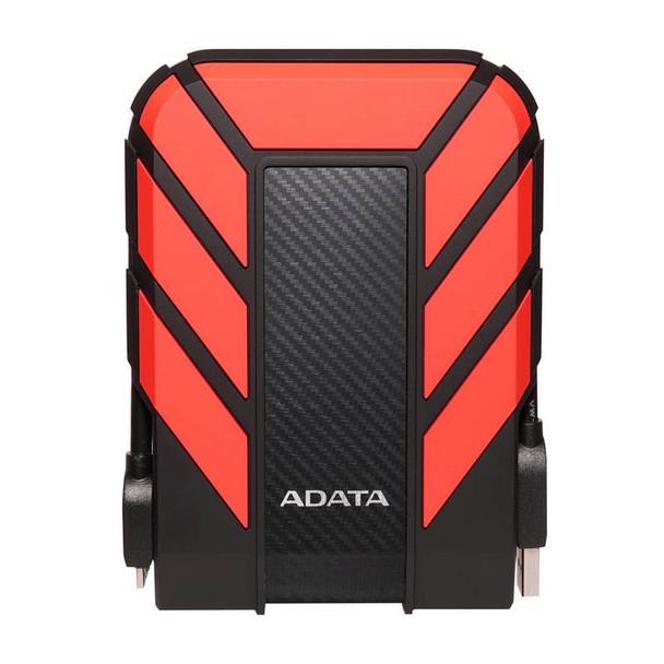 Adata Rugged Pro HD710 2TB USB 3.0 Portable External Hard Drive - Red Product Image 3