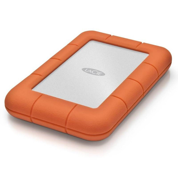 LaCie 5TB USB 3.0 Rugged Mini Portable Hard Drive Product Image 3