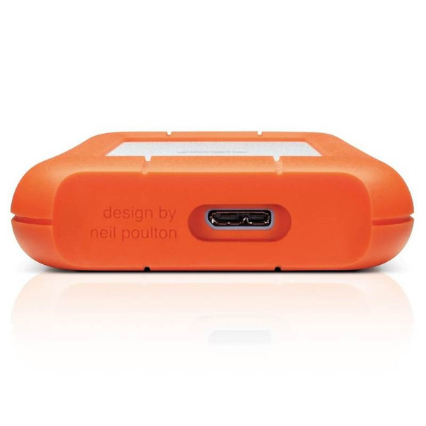 LaCie 5TB USB 3.0 Rugged Mini Portable Hard Drive Product Image 4