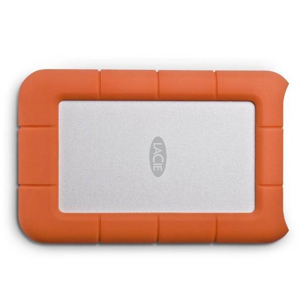 LaCie 5TB USB 3.0 Rugged Mini Portable Hard Drive Product Image 6