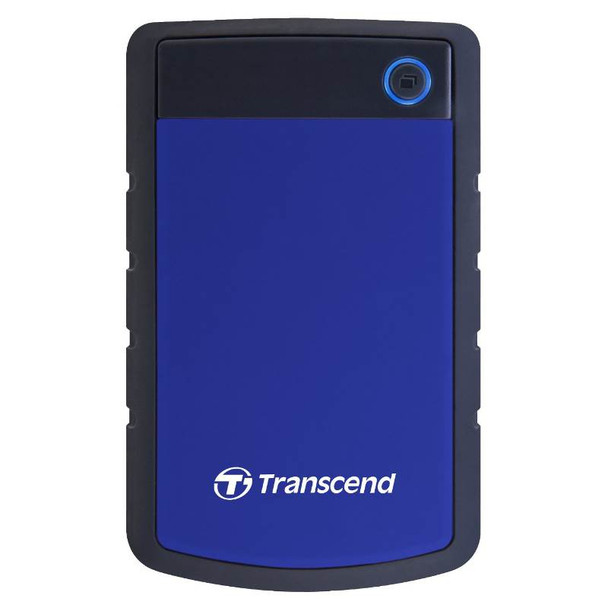 Image for Transcend StoreJet 25H3 1TB USB 3.0 Portable Hard Drive - Blue AusPCMarket