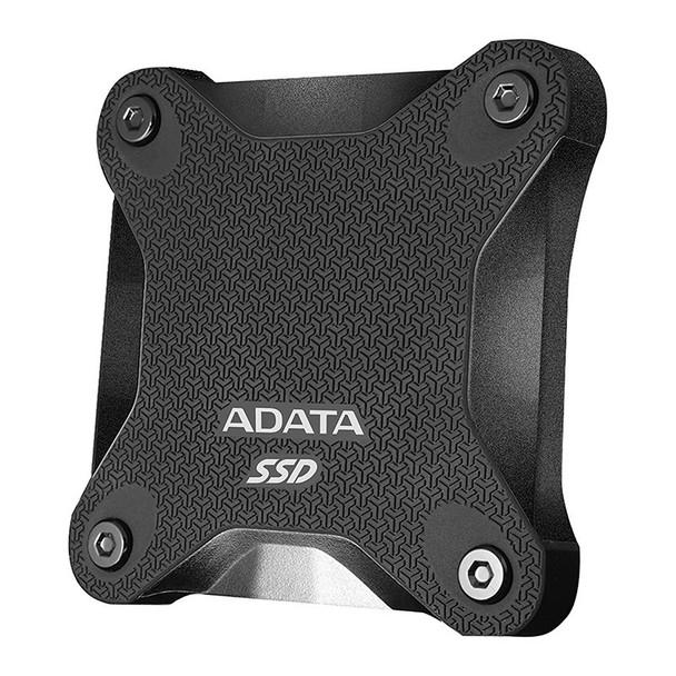 Image for Adata SD600Q 480GB USB 3.2 Gen 1 Portable External 3D NAND SSD - Black AusPCMarket