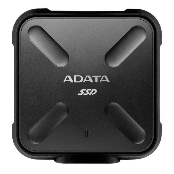 Adata SD700 1TB USB 3.1 Portable External Rugged SSD Hard Drive - Black Product Image 3