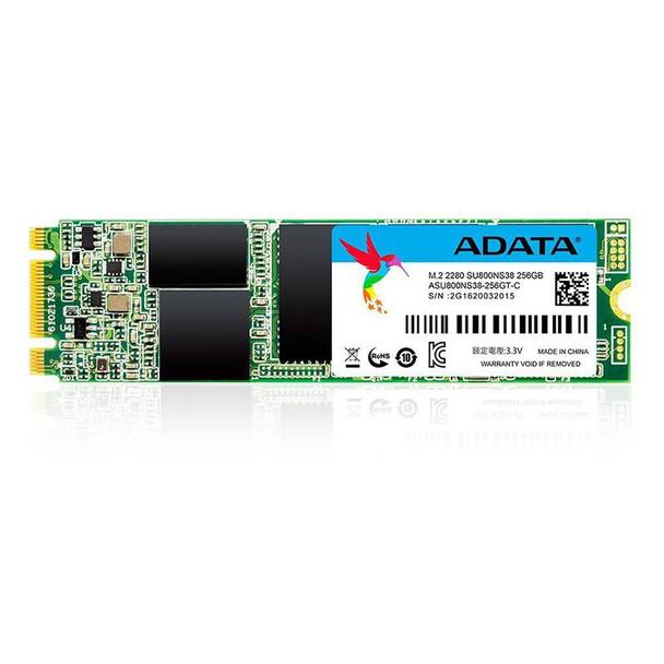 Image for Adata Ultimate SU800 256GB M.2 2280 SATA 3D NAND SSD AusPCMarket