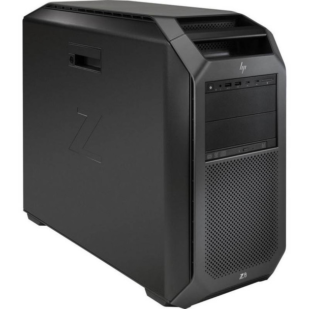 HP Z8 G4 Tower Workstation XEON 4216 128GB 2TB SSD + 4TB HDD RTX5000 Win10 Pro Product Image 3