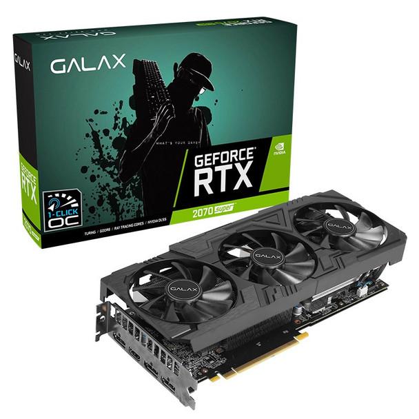 Image for Galax GeForce RTX 2070 SUPER EX Gamer Black Edition 8GB Video Card AusPCMarket