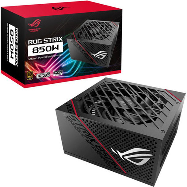 Asus ROG Strix 850W 80+ Gold Fully Modular Power Supply Product Image 4