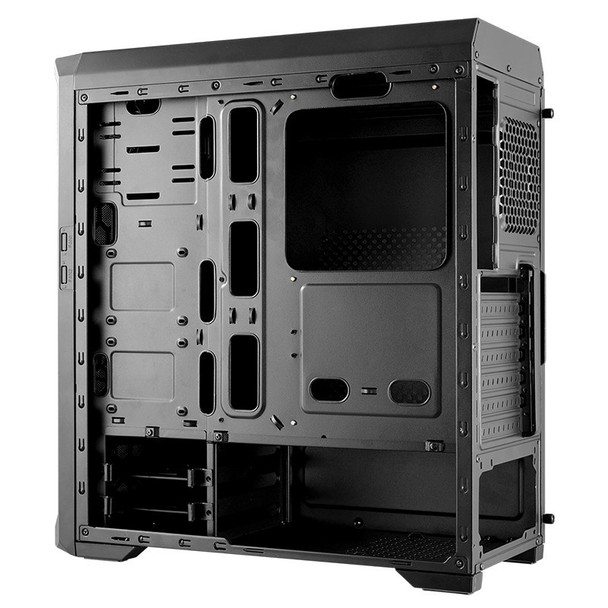 Cougar MX330-S Windowed Mid-Tower ATX Case with 500W PSU Product Image 5