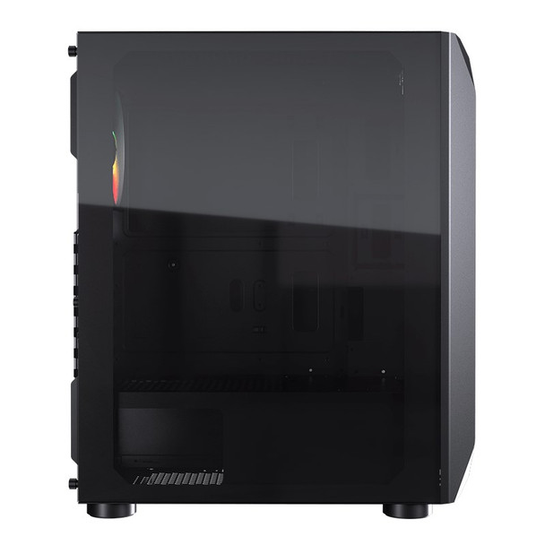 Cougar MX410 Mesh-G RGB Tempered Glass Mid-Tower ATX Case Product Image 6