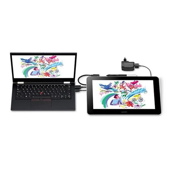 Wacom One 13.3in Full HD Creative Pen Display Product Image 5
