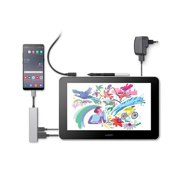 Wacom One 13.3in Full HD Creative Pen Display Product Image 6