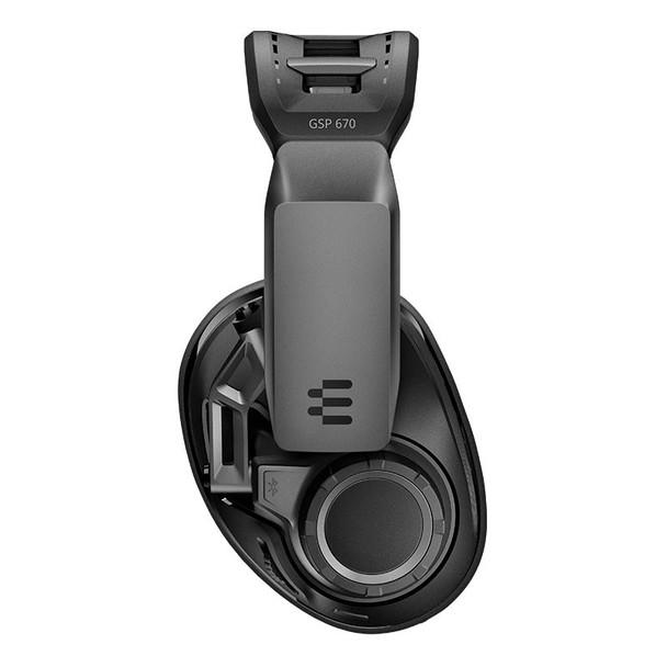 EPOS Sennheiser GSP 670 7.1 Surround Sound Closed Back Wireless Gaming Headset Product Image 4