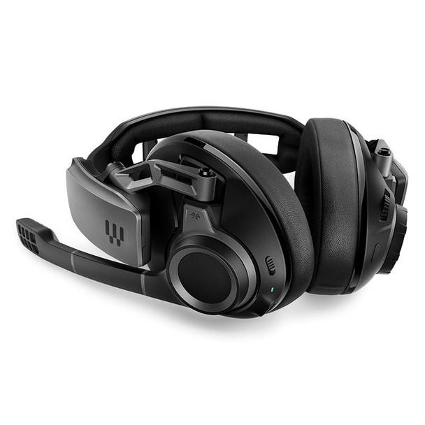 EPOS Sennheiser GSP 670 7.1 Surround Sound Closed Back Wireless Gaming Headset Product Image 6