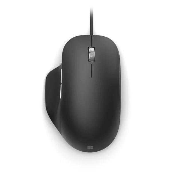 Microsoft Ergonomic Laser Mouse - Black Product Image 2