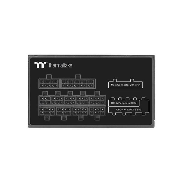 Thermaltake Toughpower PF1 750W 80+ Platinum Fully Modular Power Supply Product Image 3
