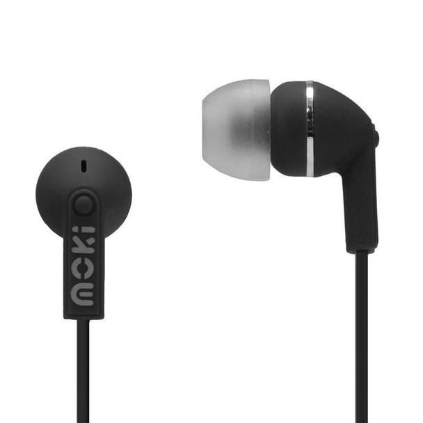 Image for Moki Dots Noise Isolation Earphones - Black AusPCMarket