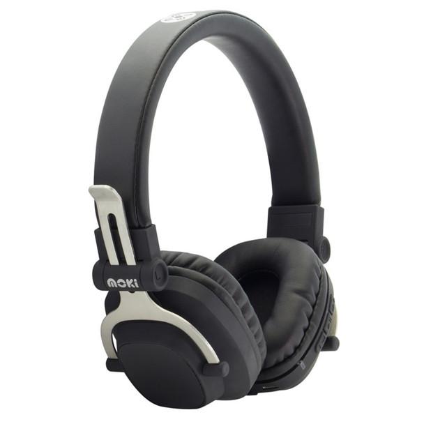 Image for Moki EXO Double Black Bluetooth Headphones AusPCMarket