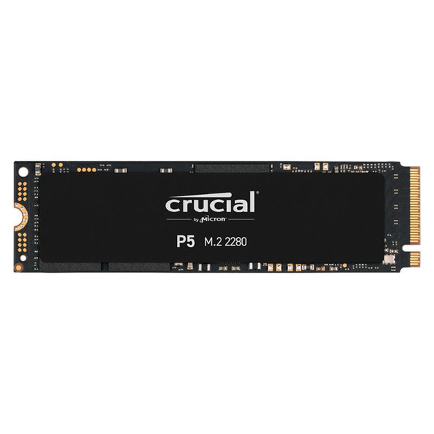Image for Crucial P5 2TB NVMe M.2 PCIe 3D NAND SSD CT2000P5SSD8 AusPCMarket