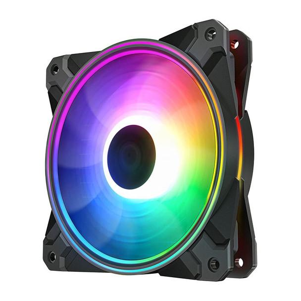 Deepcool CF120 PLUS 120mm A-RGB LED Case Fan - 3 Pack Product Image 3