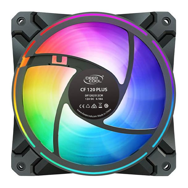 Deepcool CF120 PLUS 120mm A-RGB LED Case Fan - 3 Pack Product Image 8
