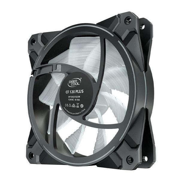Deepcool CF120 PLUS 120mm A-RGB LED Case Fan - 3 Pack Product Image 10
