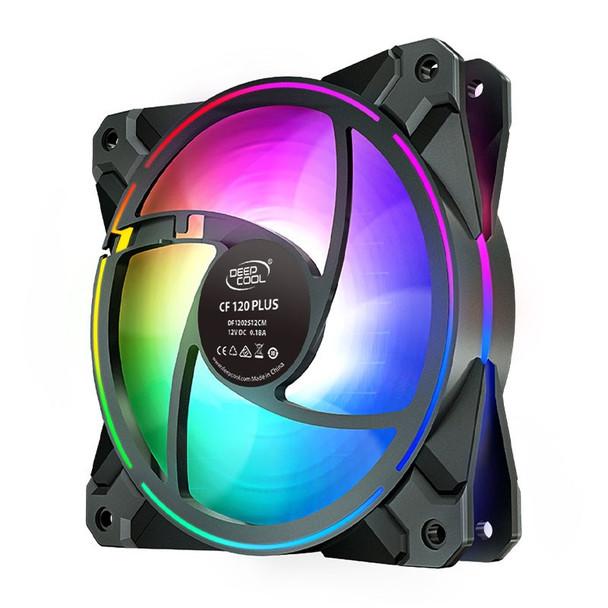 Deepcool CF120 PLUS 120mm A-RGB LED Case Fan - 3 Pack Product Image 11