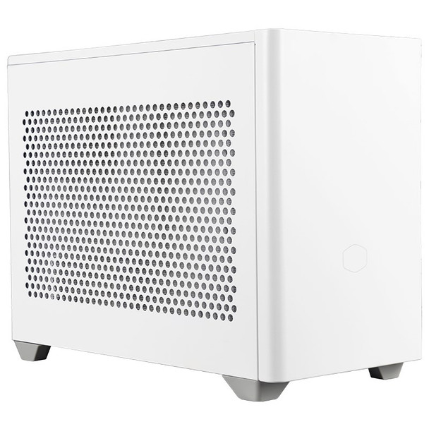 Image for Cooler Master MasterBox NR200 Mini-ITX Case - White AusPCMarket